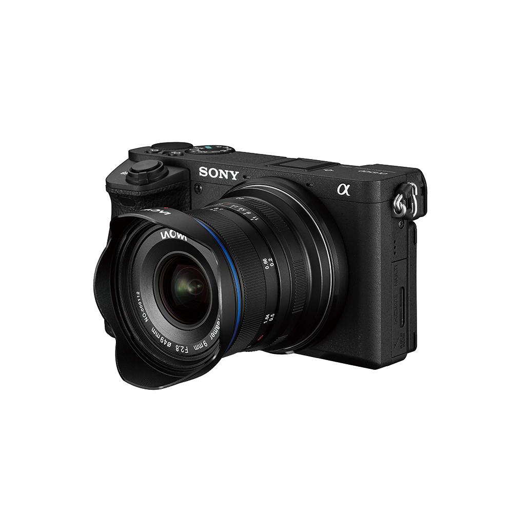 LAOWA 9mm F2.8 超廣角大光圈鏡頭超值預購開跑